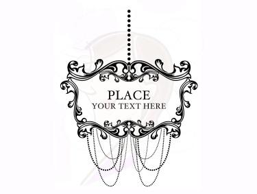 Black chandelier download