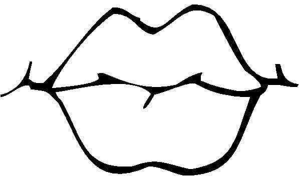 25 Lips Coloring Pages   Free Cliparts That You Can Download To You