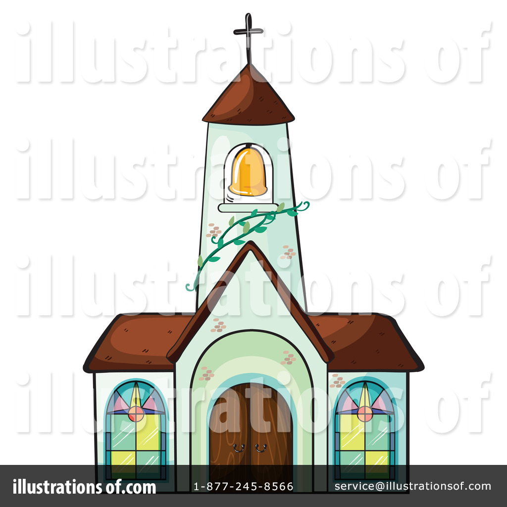 Church Clipart  1151183 By Colematt   Royalty Free  Rf  Stock