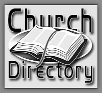 Church Directory Clip Art Book Covers