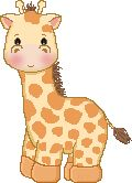 Clip Art On Pinterest   Farm Kids Teacher Clip Art And Baby Giraffes