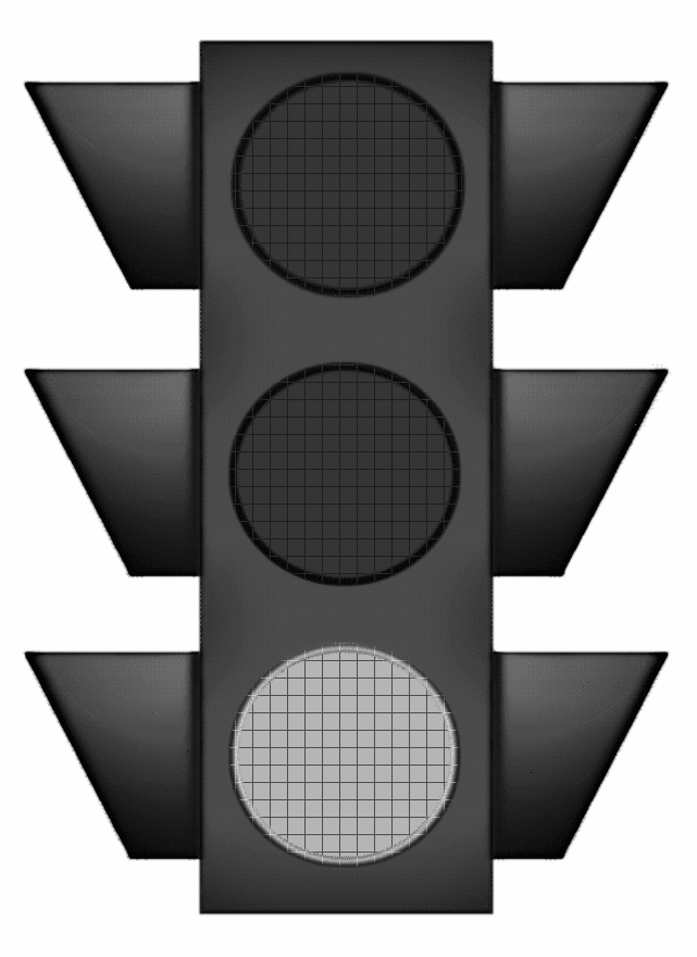 Green Night    Travel Large Traffic Lights Traffic Signal Large Green