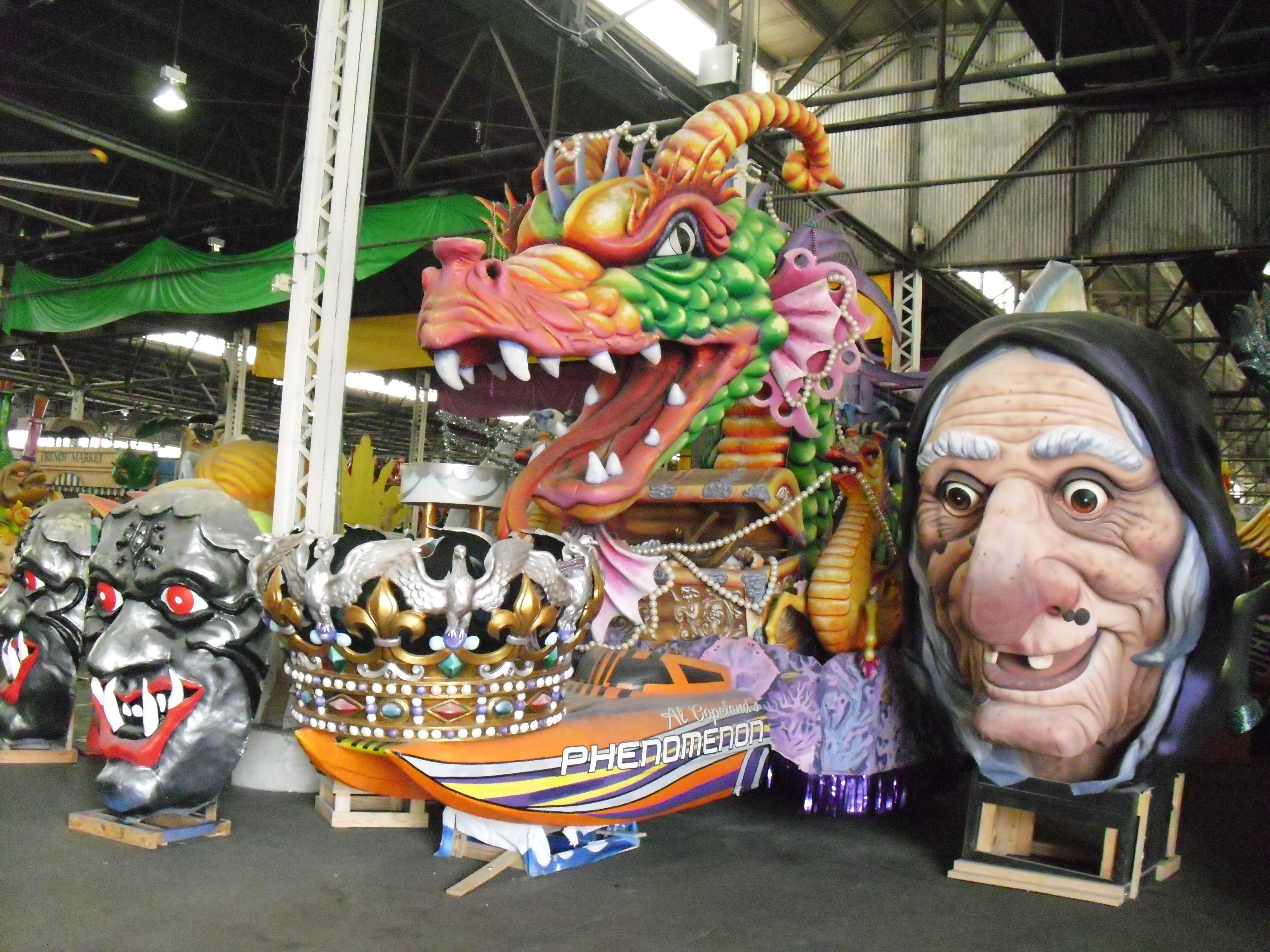 Mardi Gras Float Clip Art Mardi Gras World