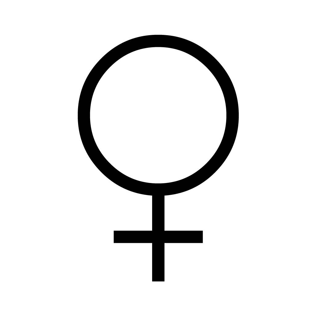 23 Female Gender Symbol Free Cliparts That You Can Download To You