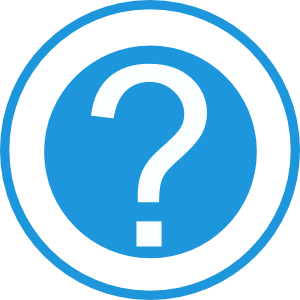 Blue Question Mark Clip Art At Clker Com   Vector Clip Art Online