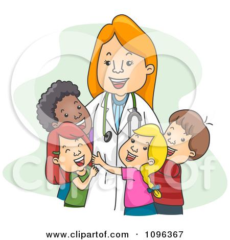 Family Female Doctor Clipart - Clipart Kid