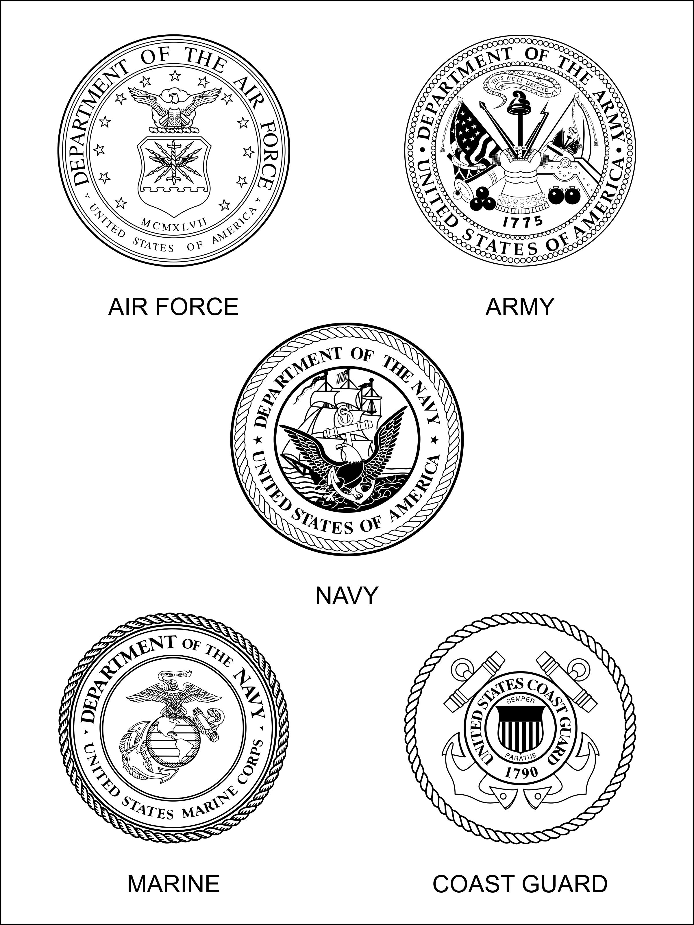 Military Symbols Clipart - Clipart Kid