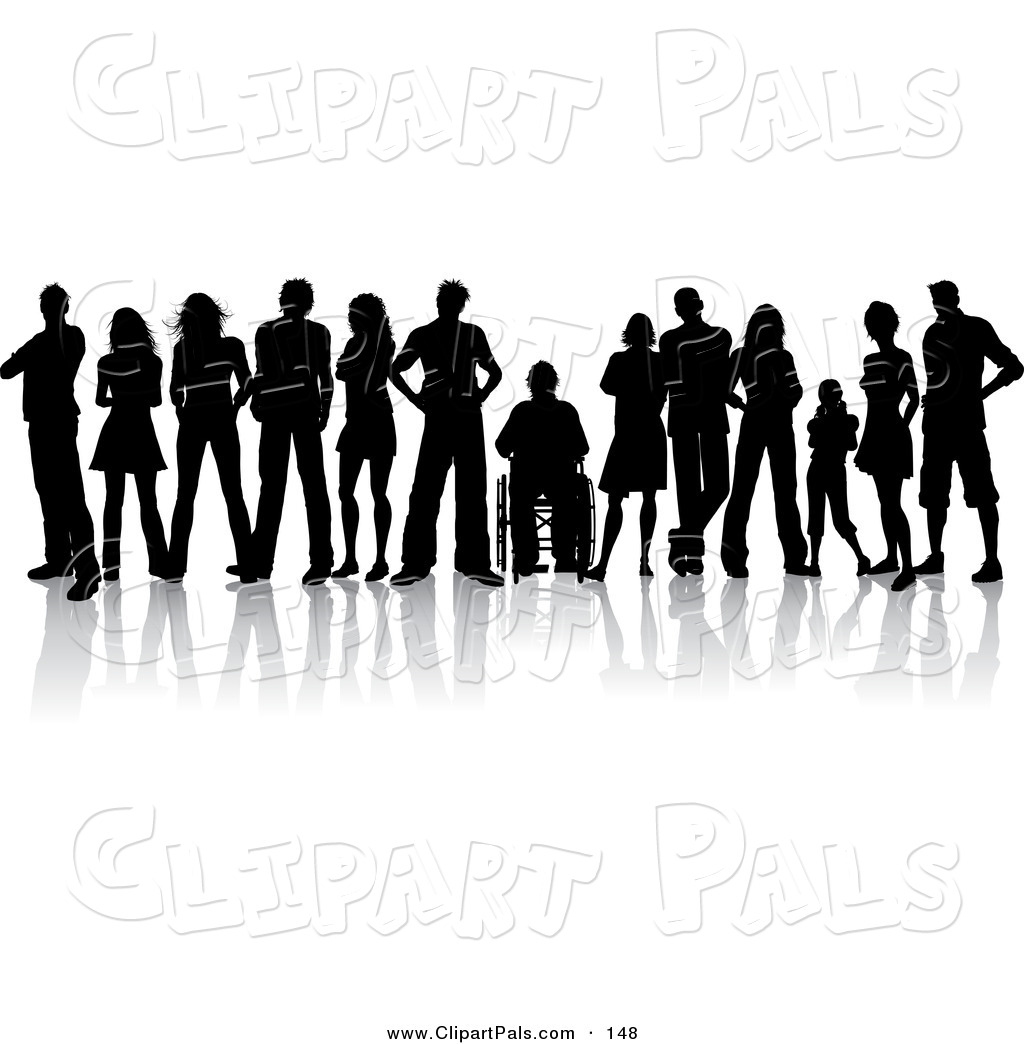 Clip Art Young Adult Clipart - Clipart Kid