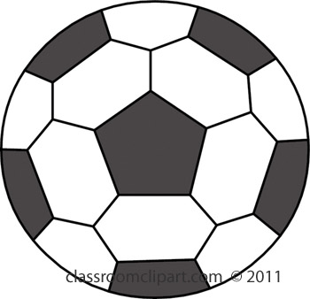 Clip Art Clip Art Soccer Ball transparent soccer ball clipart kid clip art 411rb jpg