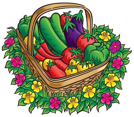 Vegetable Basket Clip Art Image Search Results