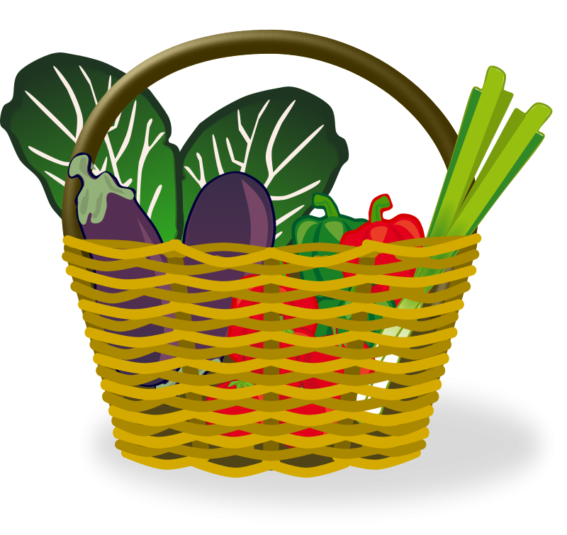 Laundry Basket Clipart : Image gallery hamper clip art