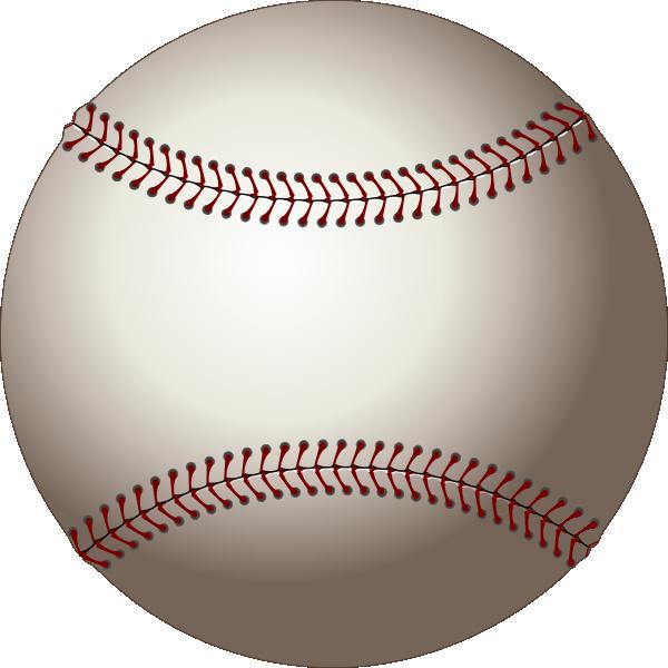 Sideway Baseball Ball Clipart - Clipart Kid