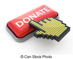 Donation Stock Illustrations  12616 Donation Clip Art Images And