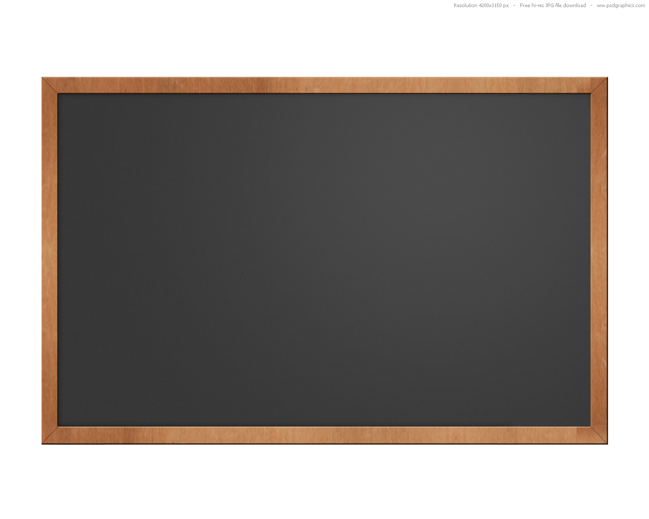 Green And Black Blackboards  Chalkboards  Set   Psdgraphics