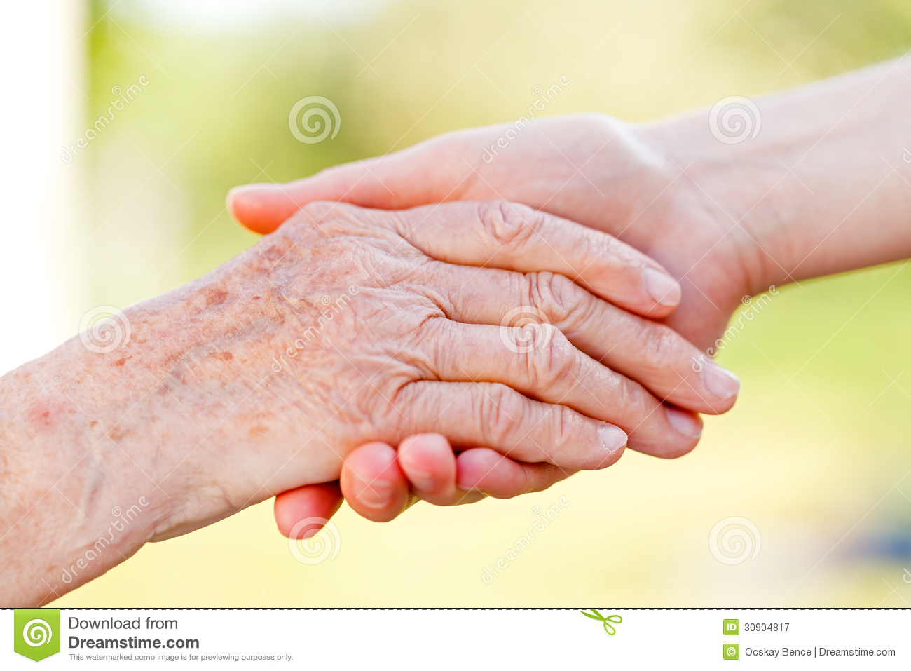 Helping Hands Royalty Free Stock Photography   Image  30904817