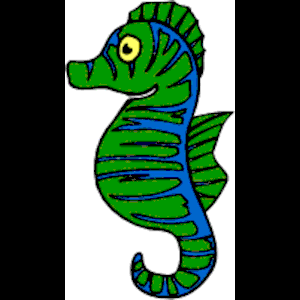 Sea Horse Clipart Cliparts Of Sea Horse Free Download  Wmf Eps Emf