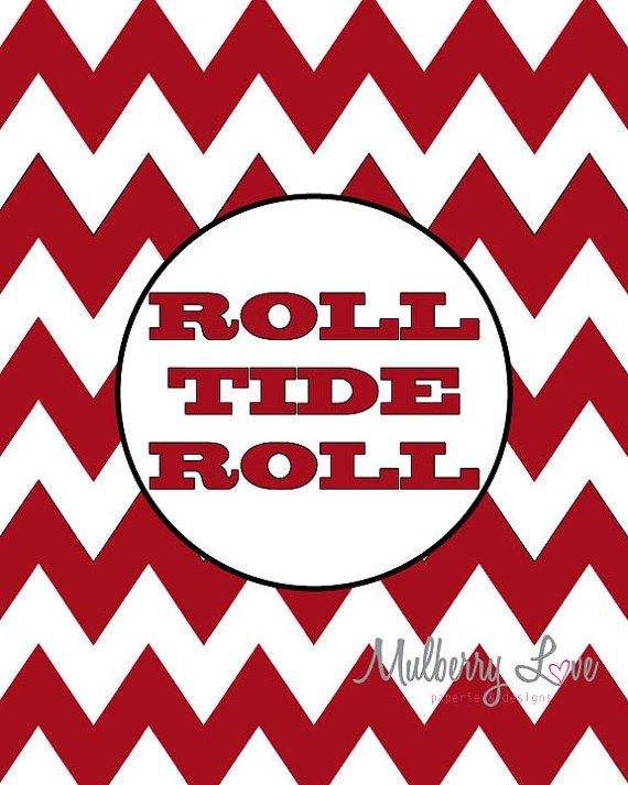 Alabama Crimson Tide Clip Art