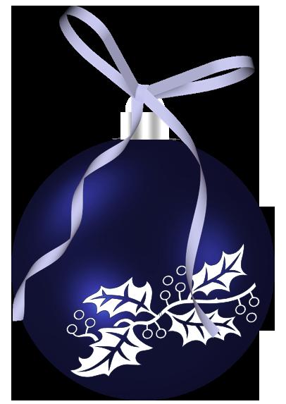 Blue Christmas Ornament Clipart - Clipart Kid