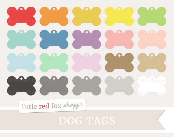 dog tag clipart pet tag clip art dog collar doggie name
