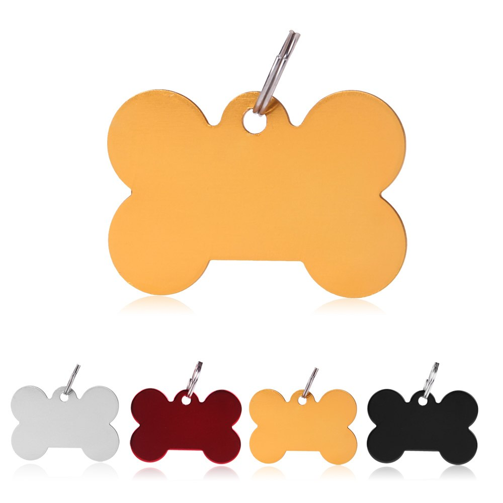 Personalized Pet Id Tags Dog Cat Animal Name Charm Tag Metal   Ebay
