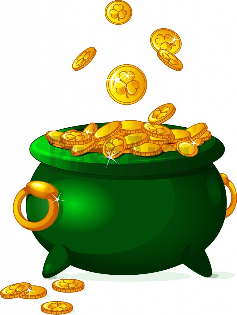 Clip Art Pot Of Gold Clip Art pot of gold clipart kid cliparts co