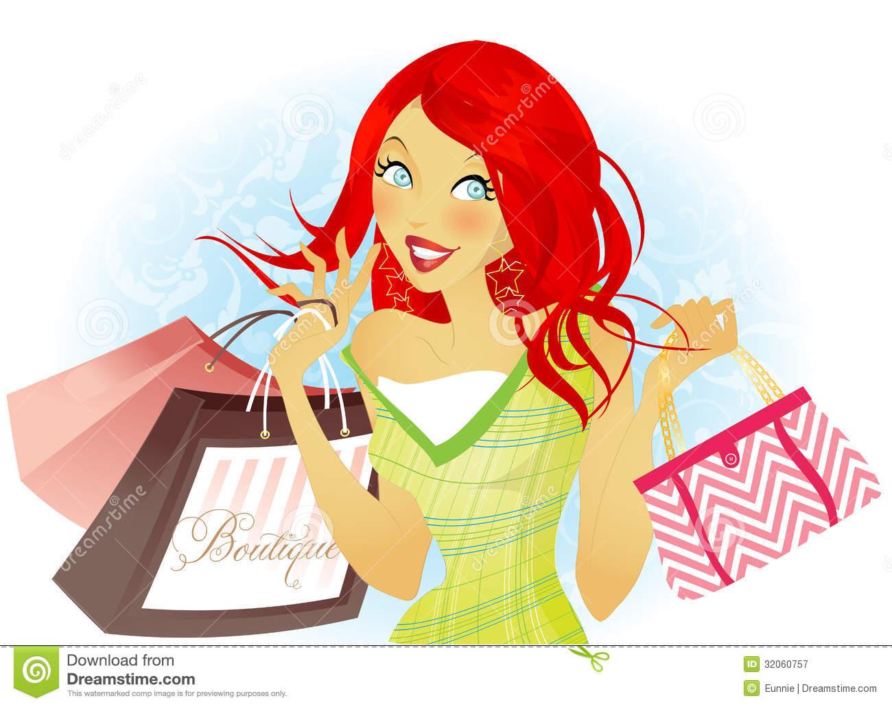 Free Shopping Spree