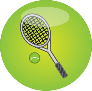 Tennis Clip Art Images Tennis Stock Photos   Clipart Tennis Pictures