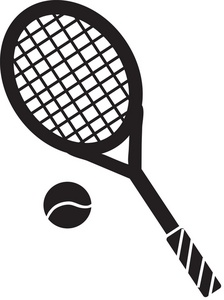Tennis Racket Clipart Image    Clipart Panda   Free Clipart Images