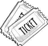 Ticket Clipart And Illustrations