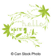 Welcome Spring Illustrations And Clipart  313 Welcome Spring Royalty