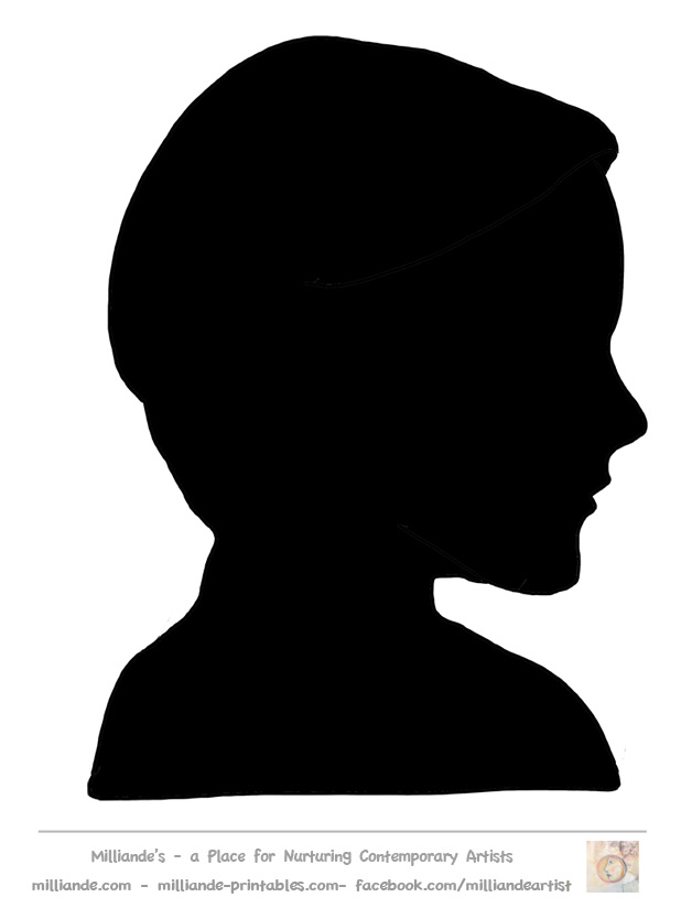 Woman Head Clipart Silhouette Face Silhouette Templates
