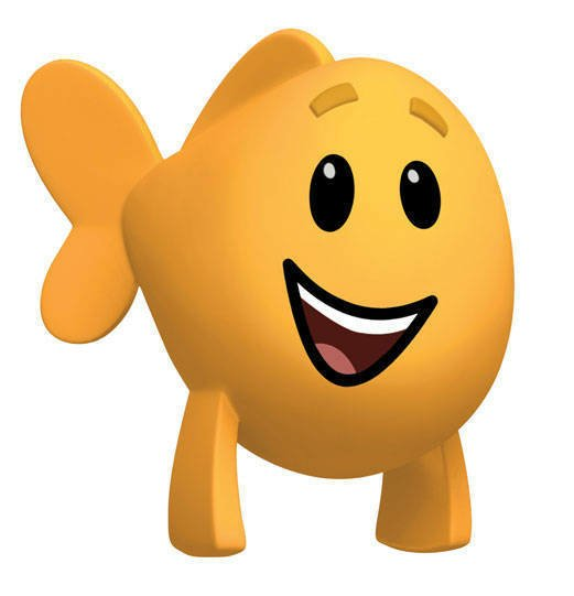 Bubble guppies clipart clipart suggest for Bubble guppies fish