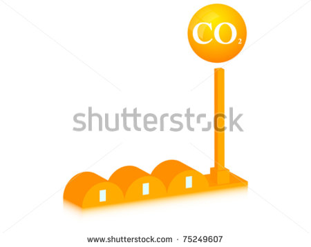 Carbon Dioxide Stock Vectors   Vector Art