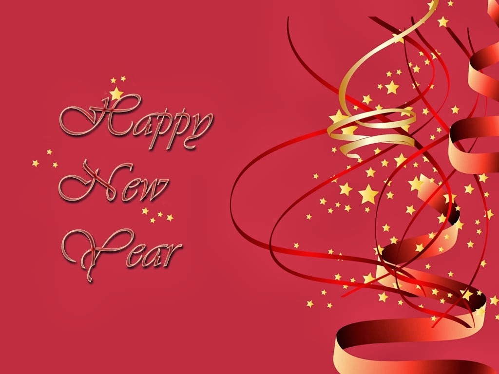 Happy New Year Greeting Cards Images Wallpapers 2014