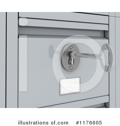 Royalty Free  Rf  Filing Cabinet Clipart Illustration By Kj Pargeter