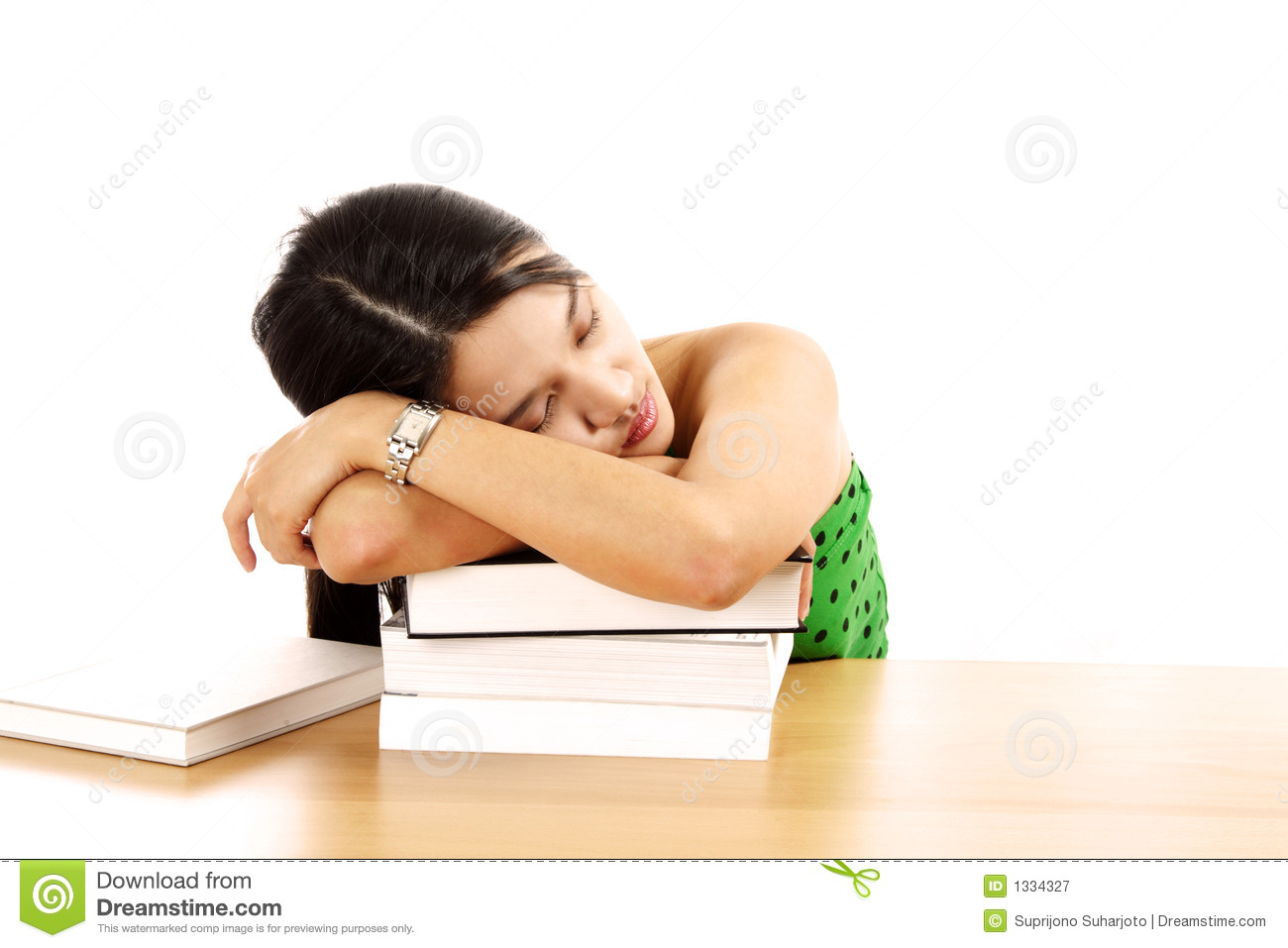 Tired Woman Royalty Free Stock Photography   Image  1334327