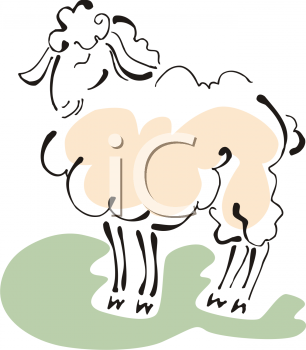 Find Sheep Image 11 Of 15 Clipart