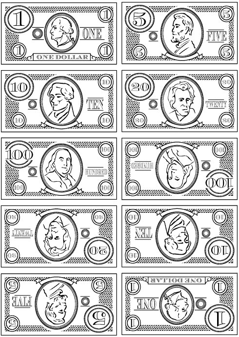 Let S Go Shopping   Money Clipart     Food Clipart
