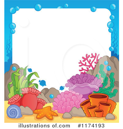 Reef Clipart  1174193 By Visekart   Royalty Free  Rf  Stock