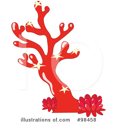 Royalty Free  Rf  Coral Clipart Illustration By Yayayoyo   Stock