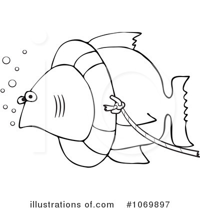 Royalty Free  Rf  Life Buoy Clipart Illustration By Djart   Stock