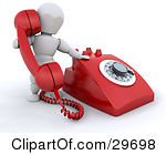 Royalty Free  Rf  Rotary Telephone Clipart Illustrations Vector