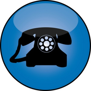 Telephone Clip Art Images Telephone Stock Photos   Clipart Telephone
