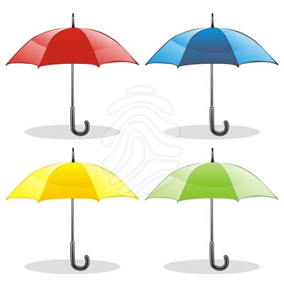 Yellow Umbrella Clip Art Yellow Umbrella Clip Art