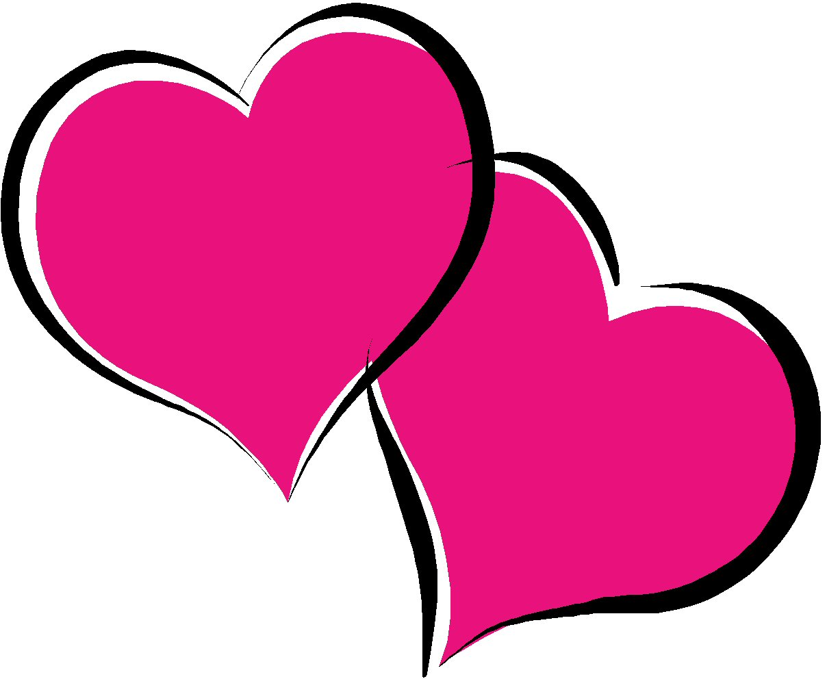 Clip Art Pink Heart    Clipart Panda   Free Clipart Images