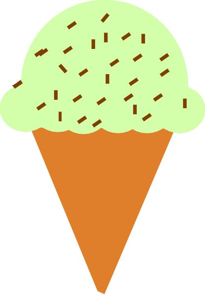 clipart ice cream cone | Clipart