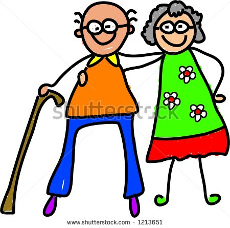 My Grandparents Stock Photo 1213651   Shutterstock