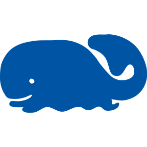 Whale Icon Clipart Cliparts Of Whale Icon Free Download  Wmf Eps