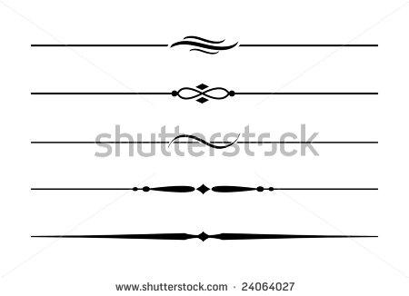 Decorative Dividers Clipart - Clipart Kid