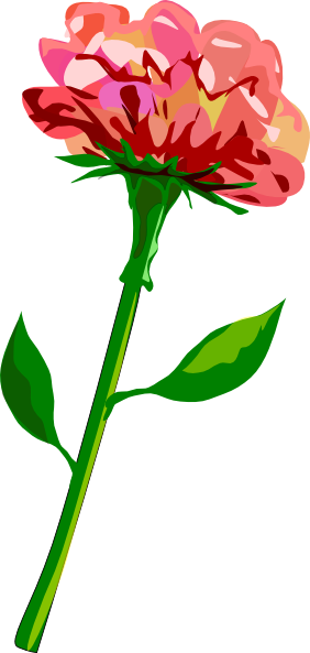 flower leaf clipart - photo #20